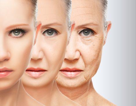 tipos de envelhecimento