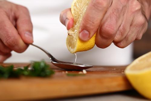 mancha limão